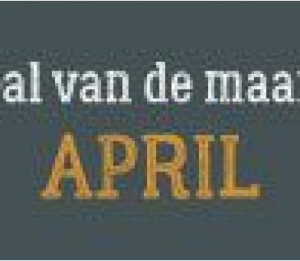 Deal van de maand: April