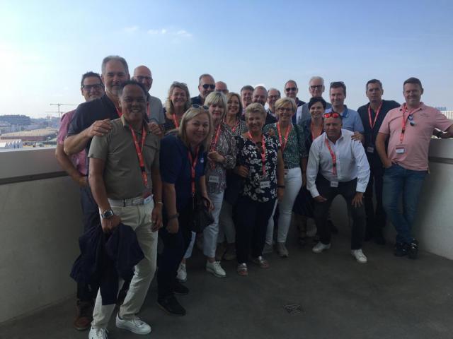 Weer een geslaagde Business trip naar België