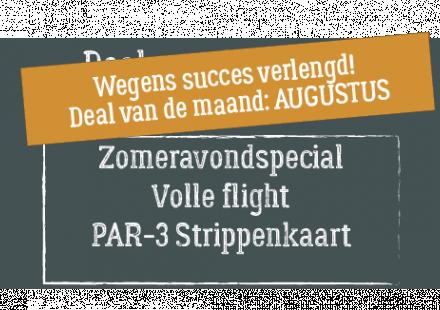 Deal van de maand: Augustus