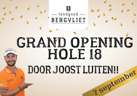 GRAND OPENING Hole 18