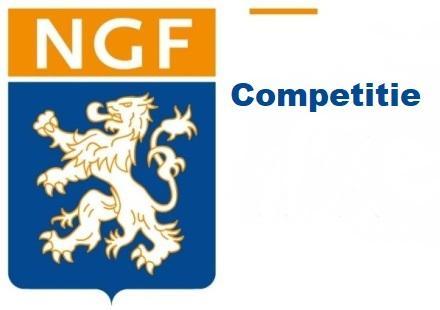 Navigatie - Naar NGF Competitie Voorjaar 2019